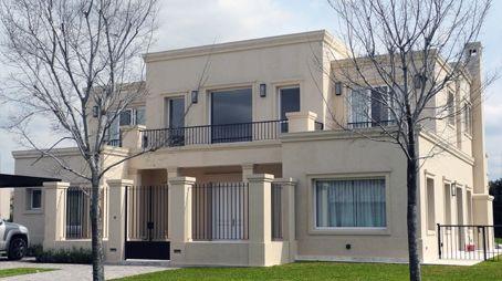 Portfolio casas casa nordelta mazzinghi sanchez for Casas modernas nordelta