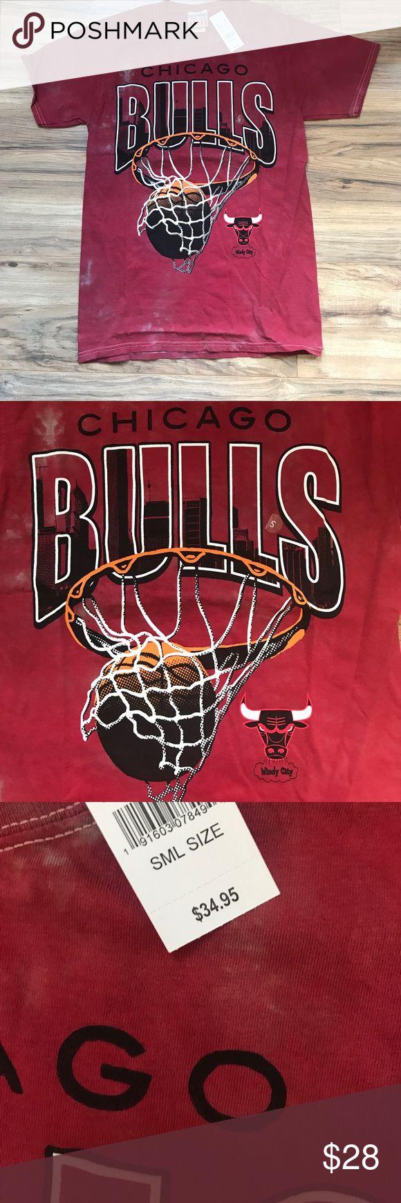 Chicago bulls NBA Michael Jordan tyedye basketball NWT (not Nike brand, non branded) Nike Shirts Tees - Short Sleeve