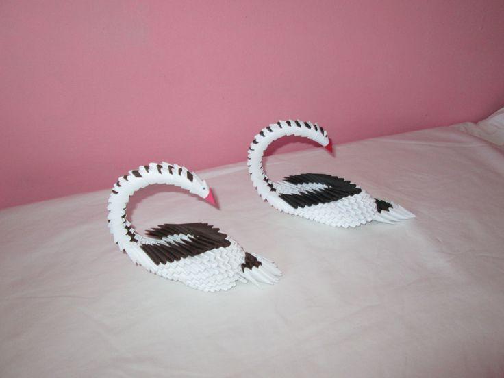 twin's swan