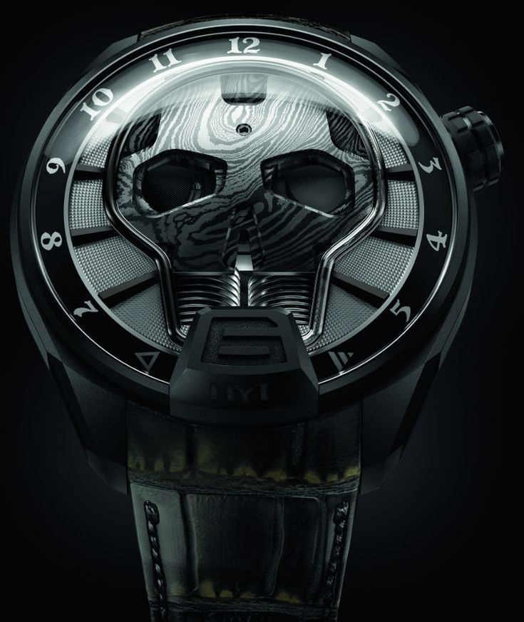 HYT Skull Bad Boy Watch Watch Releases