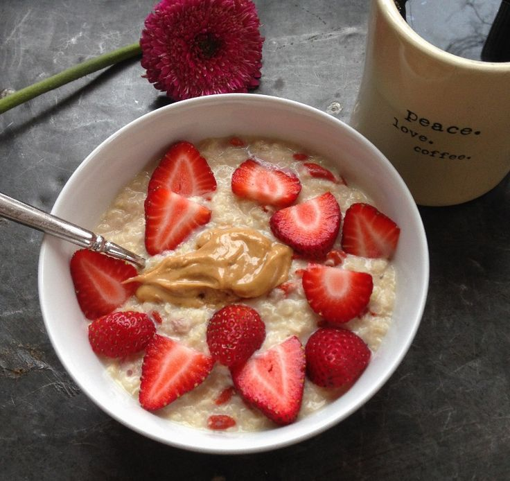 Want a hot and healthy breakfast in 5-minutes? Well, here you go, this quinoa cereal takes 5 minutes from start to finish and will leave you feeling healthy and satisfied! I love my other quinoa…