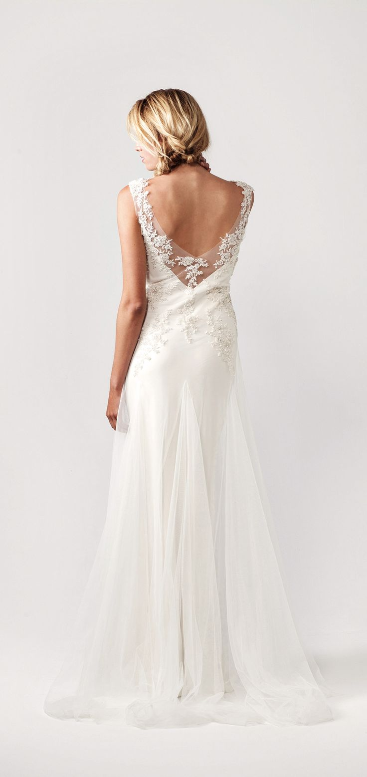 "Think I love this designer  ""Destiny"" gown, Sarah Janks"
