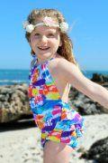2 Year Swimsuit - Lookbook Lost Island Front
