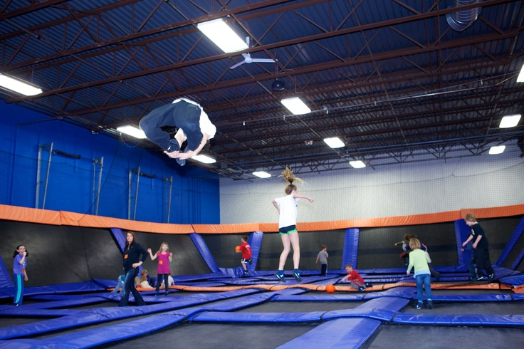 Can you pull this trick off? #trick #trampoline
