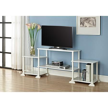 "Mainstays No Tools 3-Cube Storage Entertainment Center for TVs up to 40"" - Walmart.com"