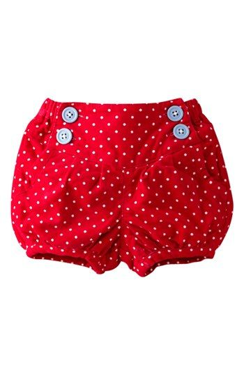 Mini Boden 'Babycord' Bloomers (Baby Girls) | Nordstrom