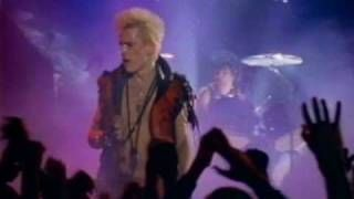 Billy Idol - Rebel Yell  - Click on photo to be taken to video...