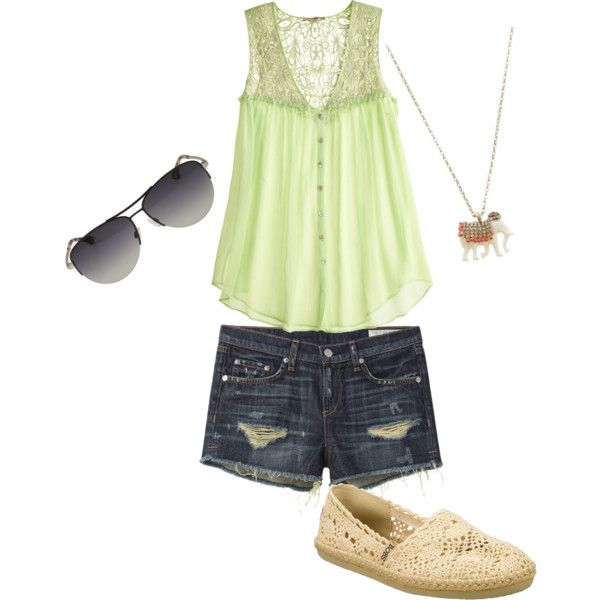 summer night outfit <3
