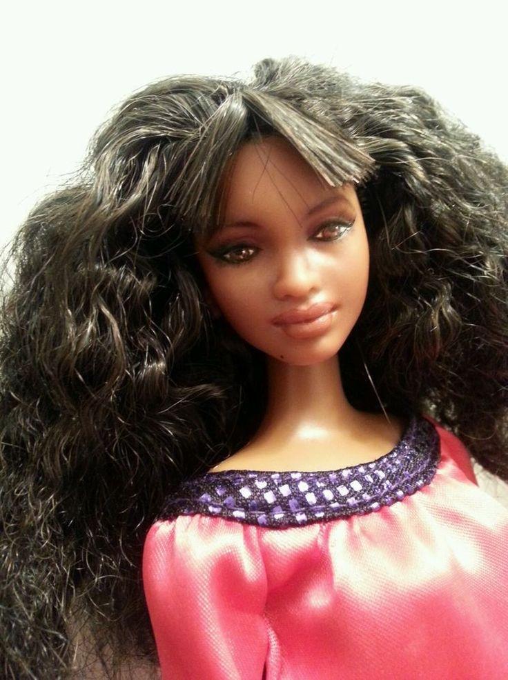 1 6 Barbie Repaint Sis So In Style Grace Barbie Ooak Aa