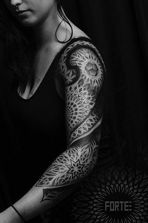 Dillon Forte Tattoo | PORTFOLIO