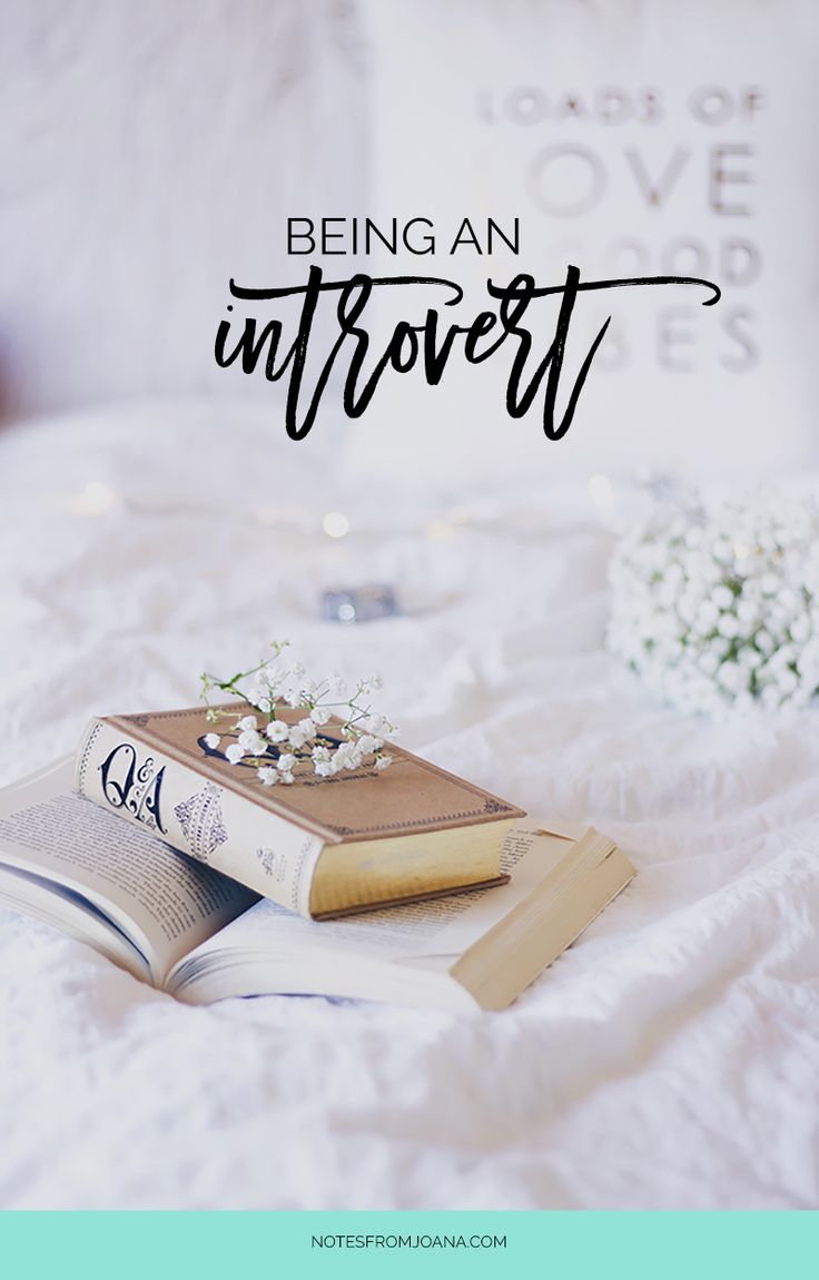 Being An Introvert | A journey on accepting my personality as an introvert INFJ. If you're an introvert yourself or know anyone that is, click through to read more or pin for later!