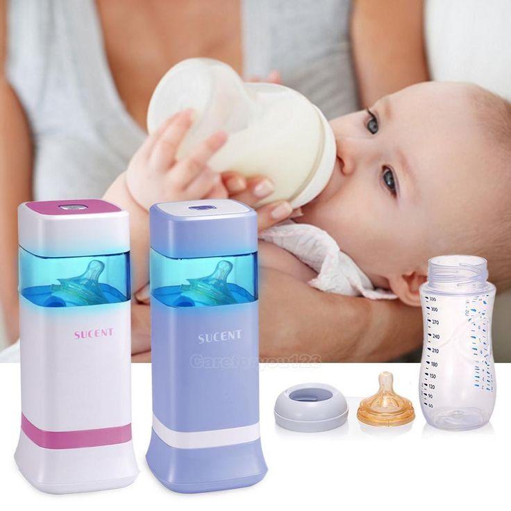 Baby Portable Milk Bottle Sterilizer Pacifier Ultraviolet Sterilizing Cleaner | Baby, Feeding, Bottle Feeding | eBay!