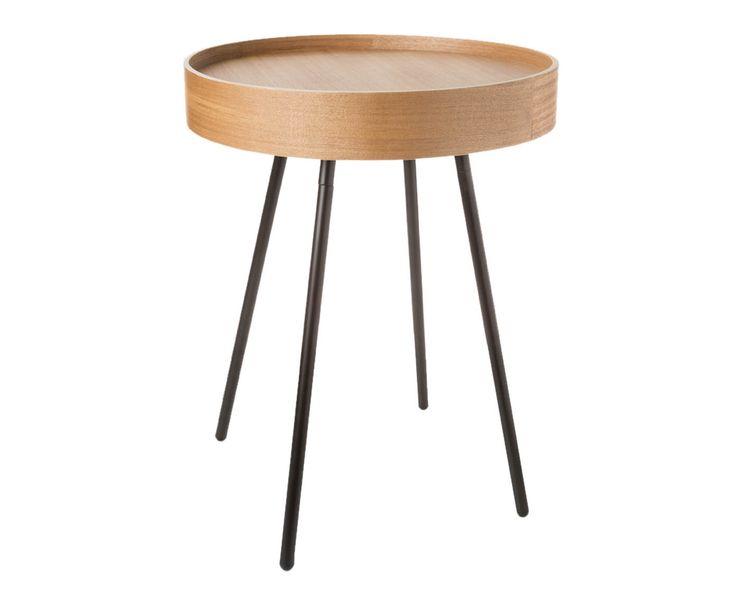 Tablett Tisch Oak Tray