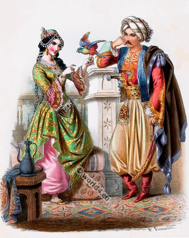 aladdin and women in islam The idea of harem or seclusion of women did not originate with muhammad or islam these practices were well established amongst the upper classes of iraq, the byzantine empire, ancient greece and persia for thou.