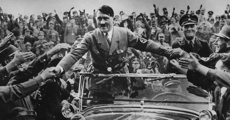Adolf Hitler biography was secretly written by young dictator himself Scottish academic reveals - Scottish Daily Record