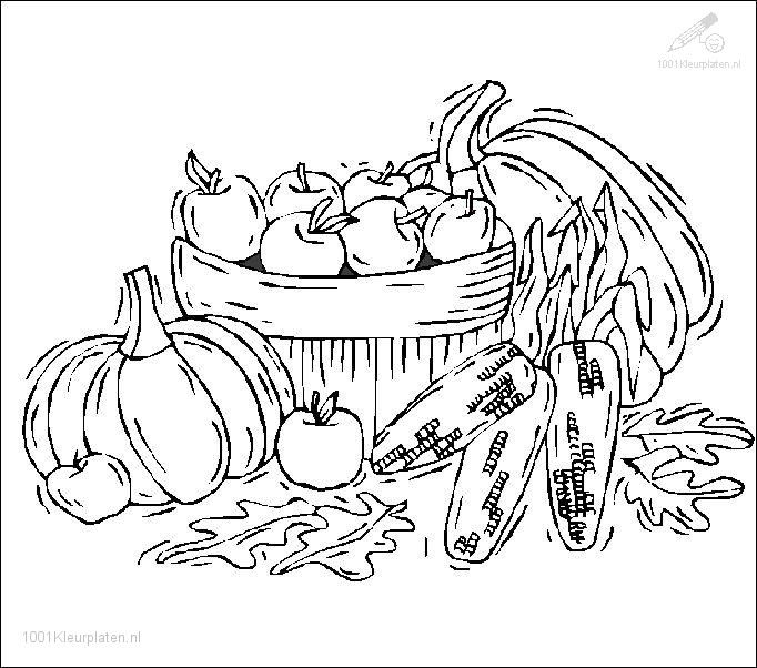 fall coloring pages for toddlers | www.mycup2yours.com - Autumn Coloring Pages Toddlers