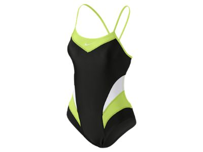 Nike Cut Out Tank Women's Swimsuit