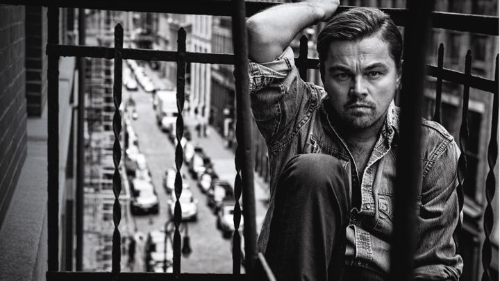 Leonardo DiCaprio; The Revenant; Cover Story