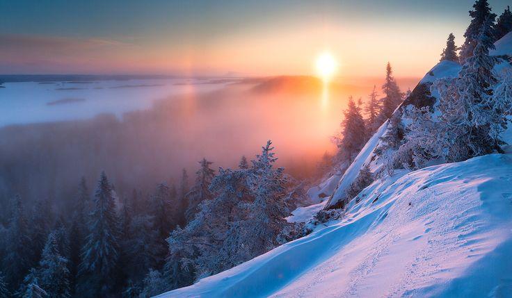 Koli – Karelia – Winter -photography competition 31.12.2016-29.1.2017