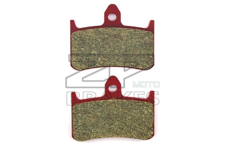 Motorcycle parts Brake Pads Fit HONDA 1300 X4 CB DCV/DCW/DCX/DCY 1997-2000 Front OEM New Red Ceramic Composite Free shipping #Affiliate