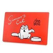 Underlag Simon's Cat The boss