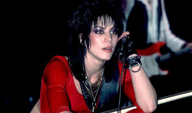 80s Rocker Look Female | The 12 Greatest Female Electric Guitarists - ELLE