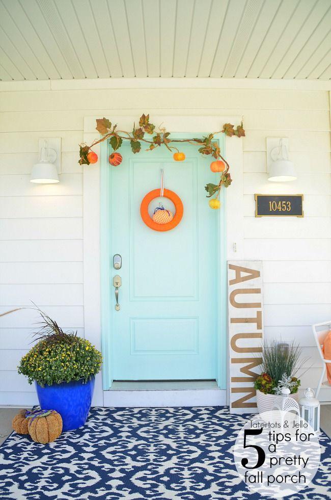 Five Ways to Create a Pretty Fall
