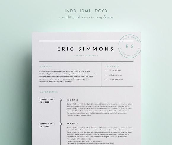 41 best My Life images on Pinterest - good resume layouts
