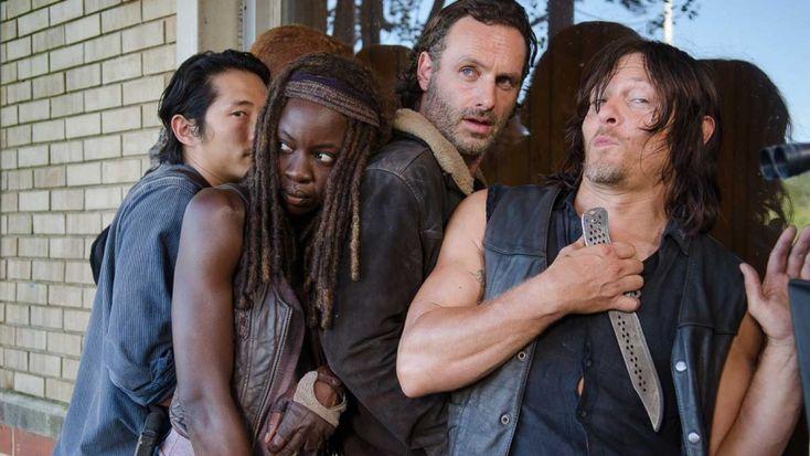 The Walking Dead Season 8 Confirmed: The Walking Dead Air Date