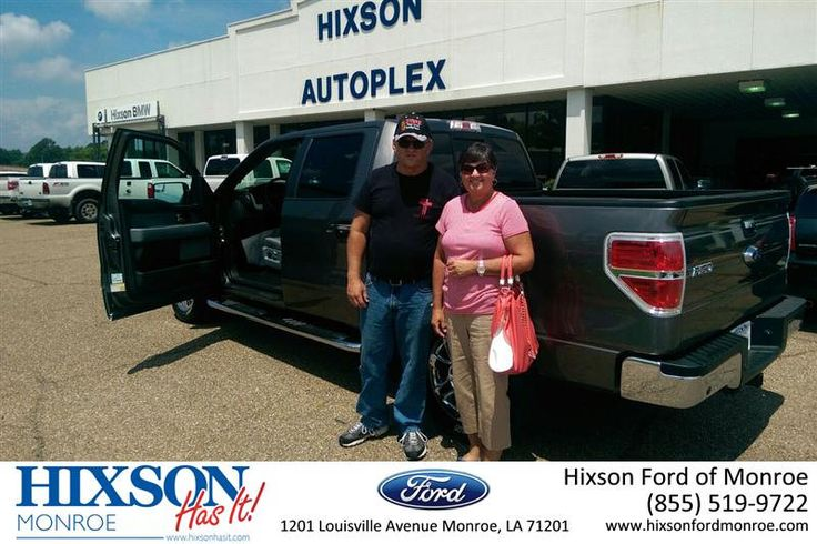 "https://flic.kr/p/tJiiM1 | #HappyAnniversary to Ronnie Thompson on your 2014 #Ford #F-150 from Steven   Mcclellan   at Hixson Ford of Monroe! | <a href=""http://www.hixsonbmw.com/?utm_source=Flickr&utm_medium=DMaxxPhoto&utm_campaign=DeliveryMaxx"" rel=""nofollow"">www.hixsonbmw.com/?utm_source=Flickr&utm_medium=DMaxx...</a>"