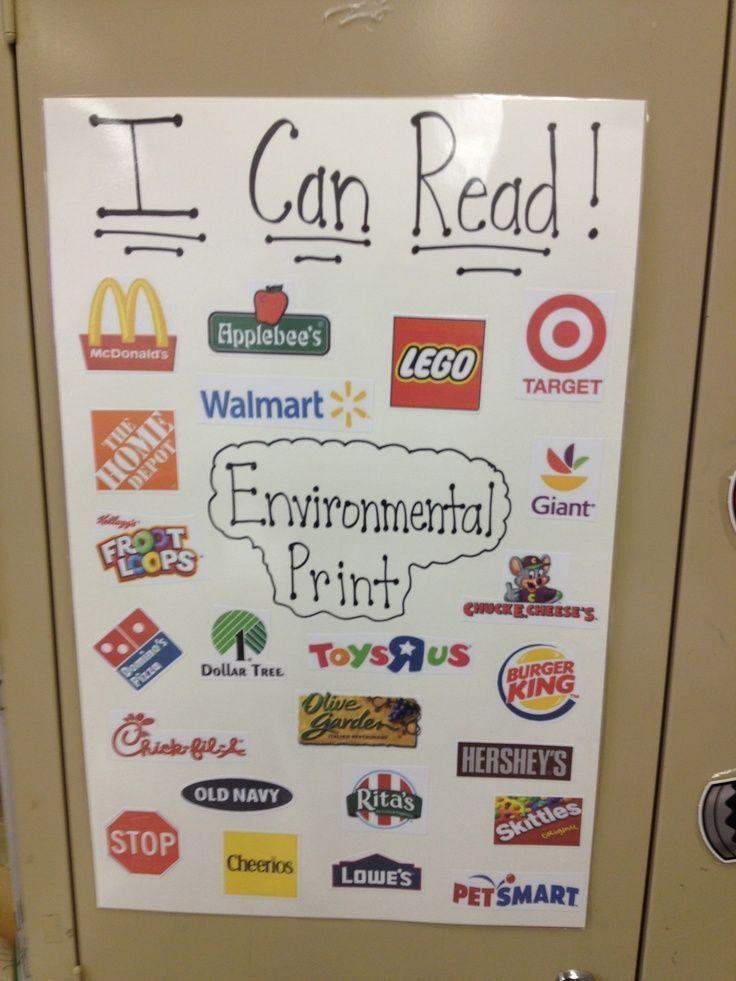 Mrs P - Environmental Print