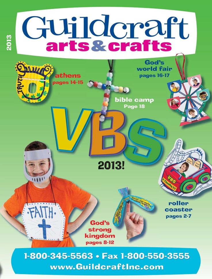 143 best vbs crafts images on pinterest for Guildcraft arts and crafts