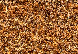 SUR MESURE ARUBA 17 - Tapis brosse coco, coloris naturel