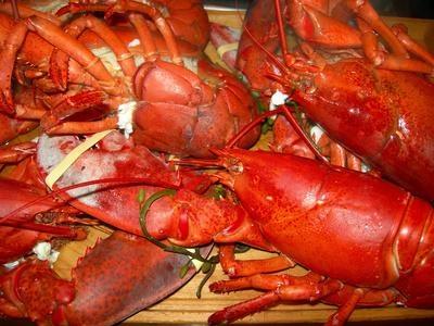 Lobster Nutrition Information