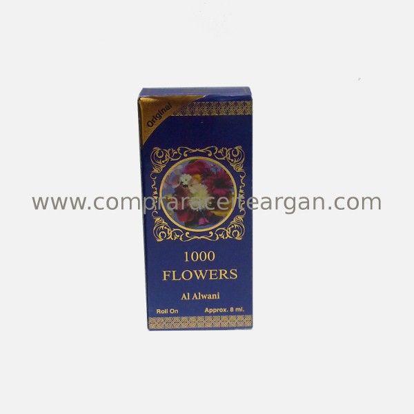 Perfume 1000 Flowers de Al Alwani - Comprar perfumes árabes
