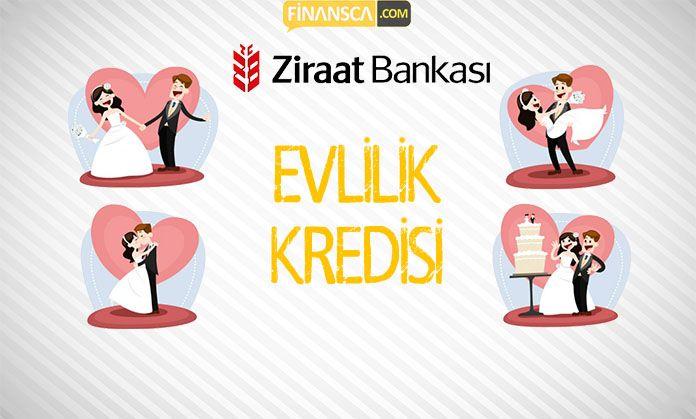 Ziraat Bankası Evlilik Kredisi