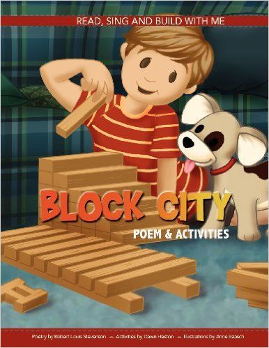 Block City: Robert Louis Stevenson, Dawn Heston: 9780983642411: Amazon.com: Books
