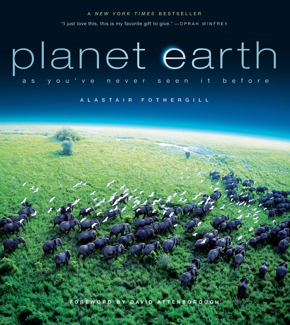 Planet Earth – As You′re Never Seen It Before