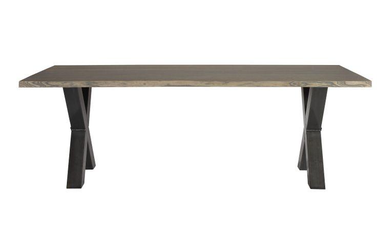 spisebord 100x220 cm - KRISTENSEN:KRISTENSEN AS - WoodStory - Møbelringen