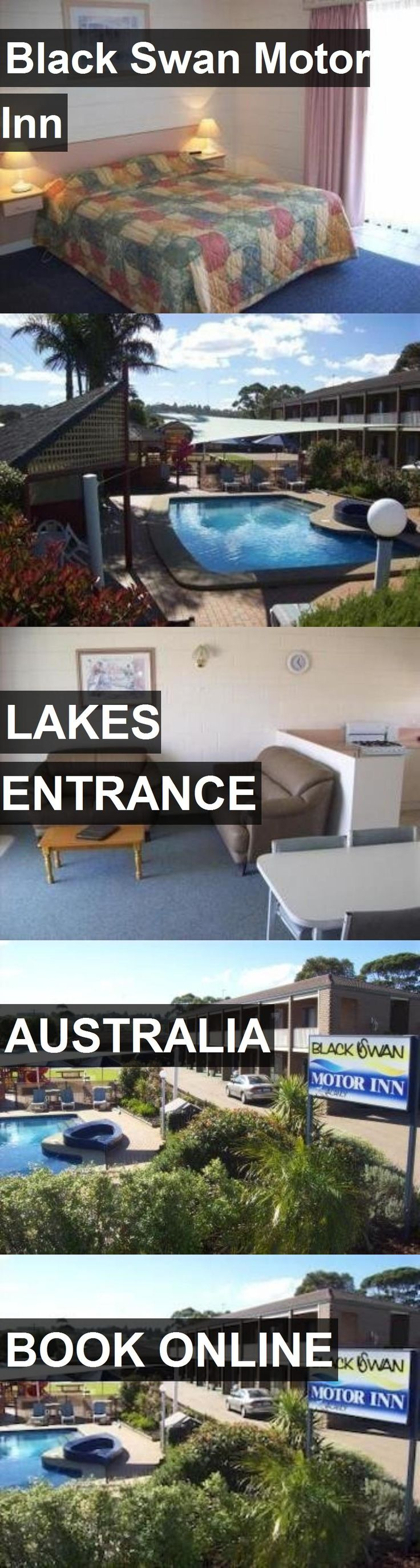 Hotel Black Swan Motor Inn in Lakes Entrance, Australia. For more information, photos, reviews and best prices please follow the link. #Australia #LakesEntrance #BlackSwanMotorInn #hotel #travel #vacation