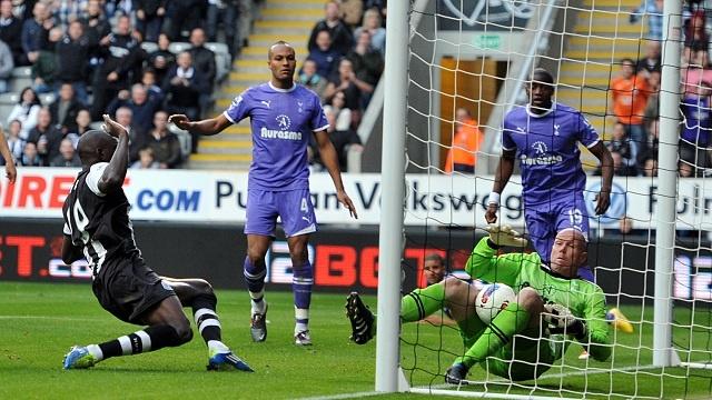 Newcastle 2 - 2 Tottenham