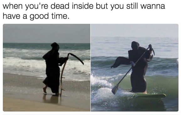 23 Memes That'll Get You Through An Existential Crisis