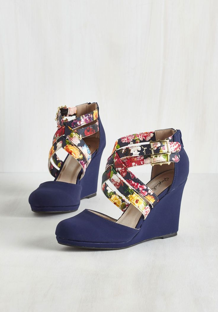 Fabulous wedges for the fall