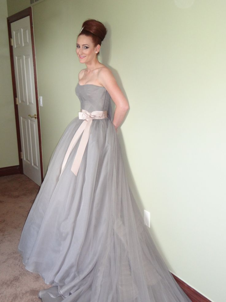 vera wang gray harlow wedding dresses pinterest
