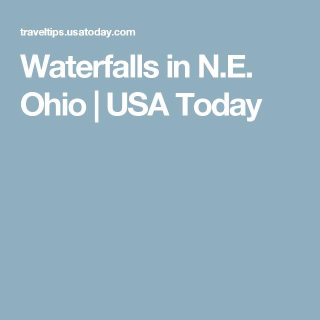Waterfalls in N.E. Ohio | USA Today