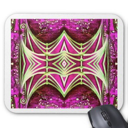 #Psychedelic Festival Rave Mouse Pad - #office #gifts #giftideas #business