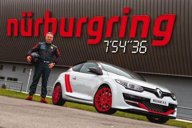 """#Nürburgring : record pour la #Renault #Mégane RS ! - Blog """"Autoreflex"""