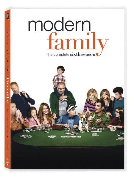 Modern Family Season 6 Now on DVD #ModernFamilyInsiders #ModernFamily #television