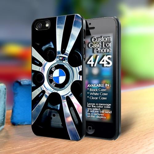 Velg BMW car Iphone 4 case