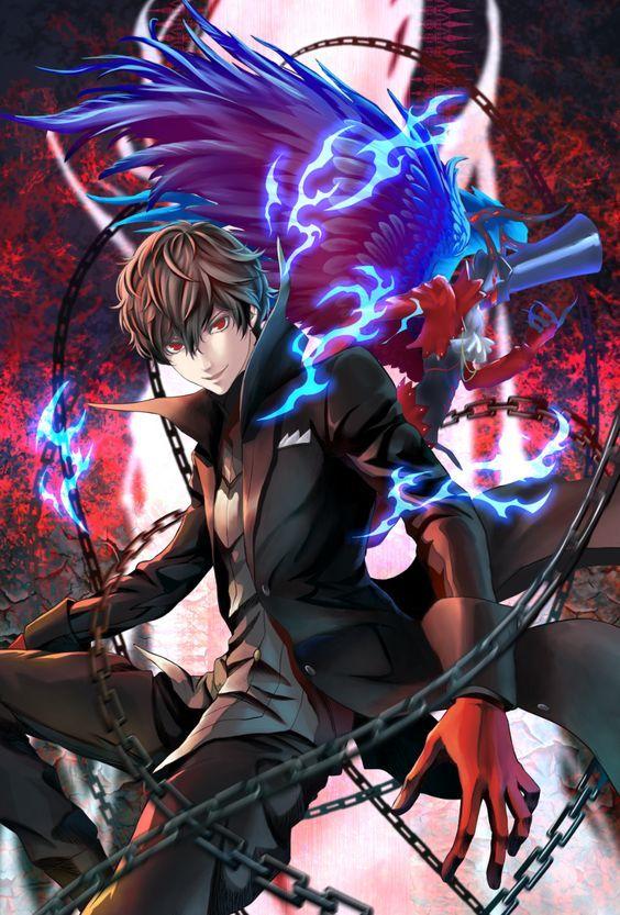 Persona 5 Akira Kurusu-Joker #persona5 #AkiraKurusu #cosplayclass